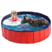 Picture of Pet Swimming Pool Dog Cat Animal Folding Bath Washing Portable Pond L | Free Delivery