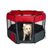 Picture of 8 Panel Pet Playpen Dog Puppy Play Exercise Enclosure Fence Grey M | Free Delivery