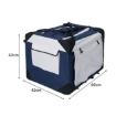 Picture of Pet Carrier Bag Dog Puppy Spacious Outdoor Travel Hand Portable Crate M   Free Delivery
