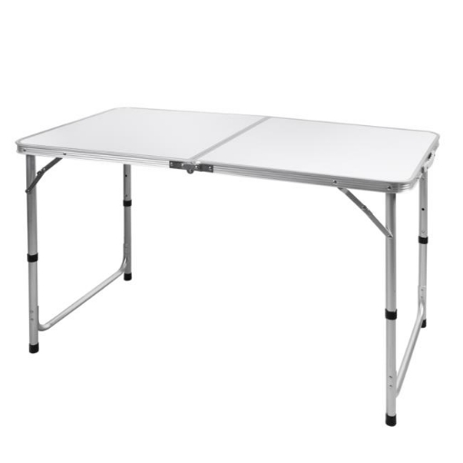 Picture of Folding Camping Table Aluminium Portable Picnic Outdoor Foldable Tables 120CM | Free Delivery