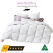 Picture of Ariel Miracle 80percent Goose ALL Seasons Quilt 2 in 1 Super King | Free Delivery