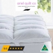 Picture of Ariel Miracle Plush Mattress Topper - Goose Single | Free Delivery