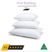 Picture of Ariel Miracle 80percent Duck Down Pillows King 50cm x 90cm | Free Delivery