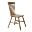 Picture of Set of 2 Dining Chairs Side Chair Replica Kitchen Wood Furniture Oak   Free Delivery