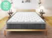 Picture of Cooling Gel Hepta-Zone Hybrid Tri-Foam Spring Euro Mattress (15 Year Warranty) Size King Single   Free Delivery