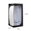 Picture of Garden Hydroponics Grow Room Tent Reflective Aluminum Oxford Cloth 75x75x130cm   Free Delivery