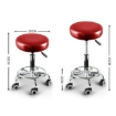Picture of Levede Swivel Salon Bar Stools Hairdressing Stool Barber Chairs Equipment Beauty   Free Delivery
