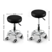 Picture of 2x Levede Swivel Salon Barstool Hairdressing Stool Barber Chair Equipment Beauty   Free Delivery