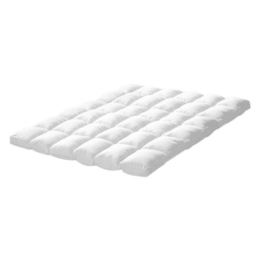 Picture of DreamZ Bedding Luxury Pillowtop Mattress Topper Mat Pad Protector Cover Single | Free Delivery