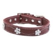 Picture of Lucy Red Dog Collar Size Small Color Red   Free Delivery