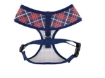 Picture of Tartan Check Dog Harness Size Medium   Free Delivery
