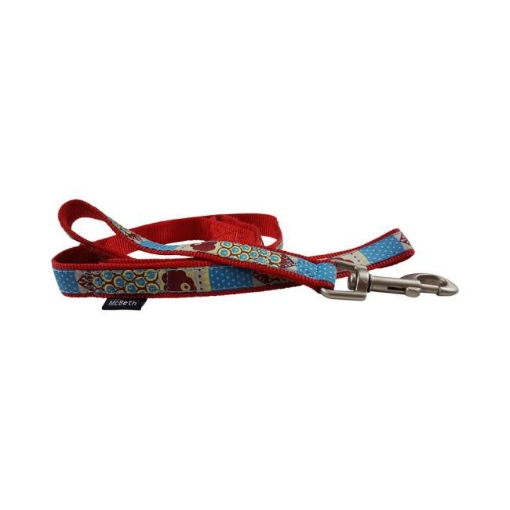 Picture of Red Swimmable Dog Lead | Free Delivery