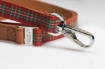 Picture of Highland Red Tartan Dog Lead   Free Delivery