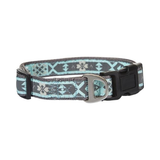 Picture of Blue Swimmable Dog Collar Size Medium   Free Delivery