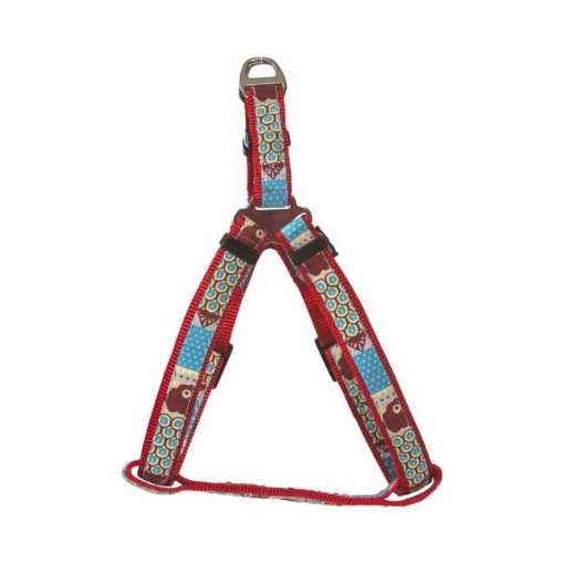 Picture of Red Swimmable Dog Harness Size Small | Free Delivery