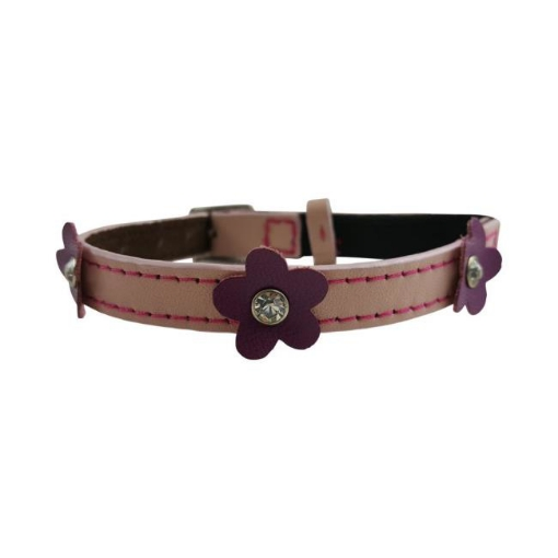 Picture of Lucy Pink Cat Collar Color Pink   Free Delivery