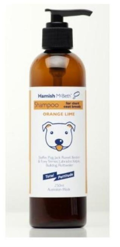 Picture of Staffie and Short Coat Dog Shampoo   Free Delivery