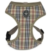 Picture of Brown Tartan Dog Harness Size Large | Free Delivery