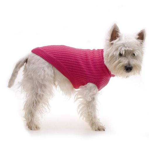 Picture of Pink Dog Jumper Size 30cm | Free Delivery