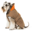 Picture of Brown Dog Coat Size 40cm | Free Delivery