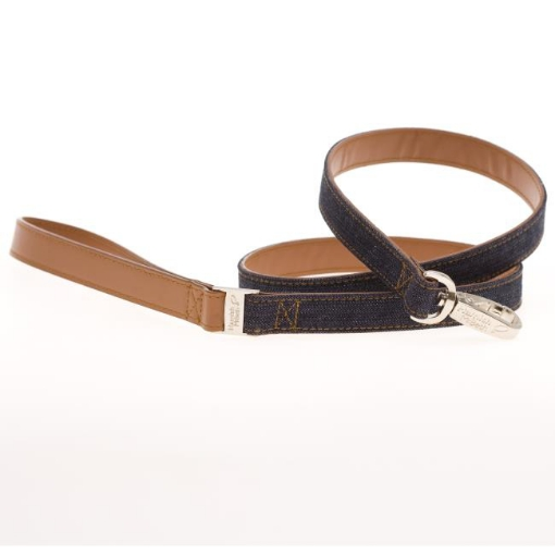 Picture of Denim Dog Lead | Free Delivery