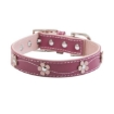 Picture of Lucy Pink Dog Collar Size Medium Pink | Free Delivery