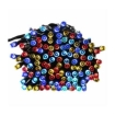 Picture of 25M 200LED String Solar Powered Multi Colour Fairy Lights Garden Christmas Decor  | Free Delivery