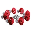 Picture of 10 Pcs 30mm Clear Diamond Shape Glass Door Knob Drawer Cabinet Handle | Free Delivery