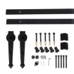 Picture of Levede Sliding Barn Door Hardware Track Roller Kit 1.83M Antique Classic Single   Free Delivery