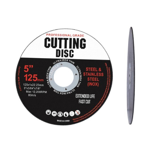 "Picture of Grinder Disc Cutting Discs 5"" 125mm Metal Cut Off Wheel Angle Grinder 50PCS 