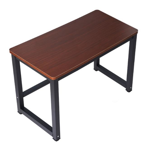 Picture of 120cmx60cm Modern Metal Computer Desk Study Table | Free Delivery