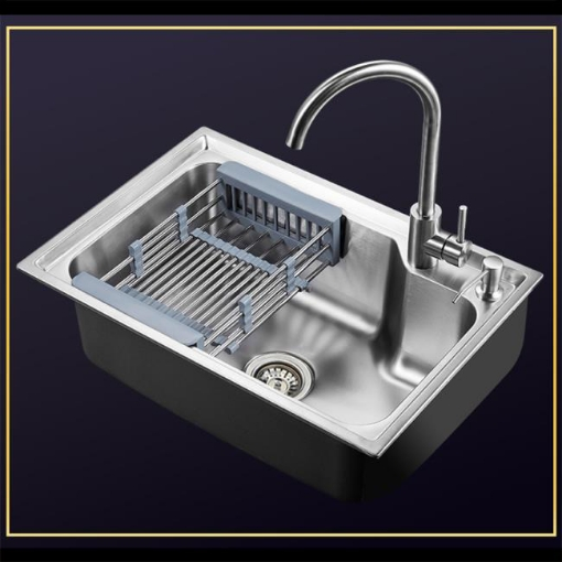 Picture of 620x430mm Stainless Steel Kitchen Sink | Free Delivery