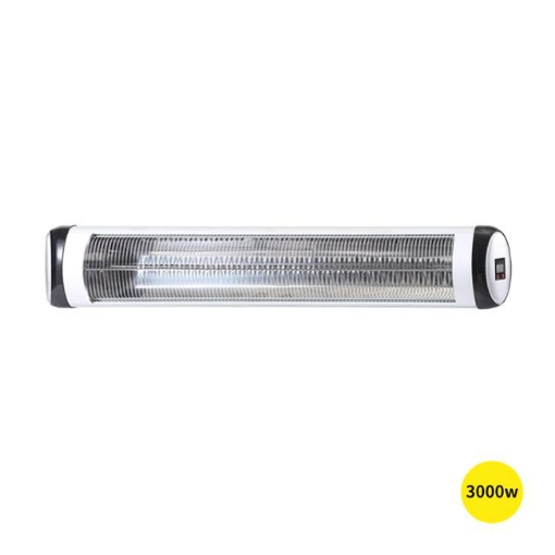 Picture of Spector 3000W Electric Infrared Patio Heater Radiant Strip Indoor Remote | Free Delivery