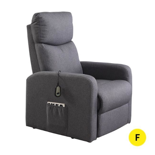 Picture of Levede Luxury Recliner Electric Massage Chair With Heat Function | Free Delivery