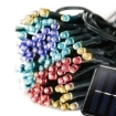 Picture of 35M 200LED String Solar Powered Fairy Lights Garden Christmas Decor Multi Colour | Free Delivery