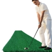 Picture of 15M Golf Training Mat Practice Outdoor Indoor Putting Swing Detection Batting | Free Delivery