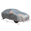 Picture of Waterproof Adjustable Large Car Covers Rain Sun Dust UV Proof Protection 3XXL | Free Delivery
