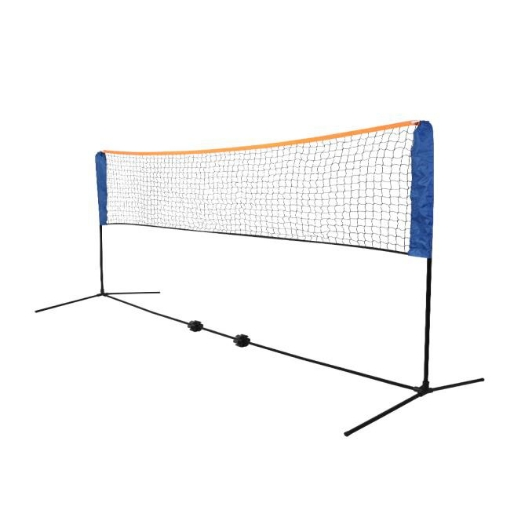 Picture of 4M Badminton Volleyball Tennis Net Portable Sports Set Stand Beach Backyards | Free Delivery