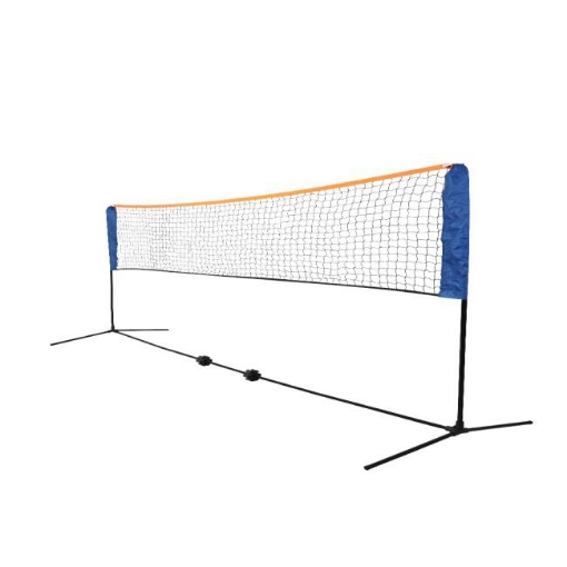 Picture of 5M Badminton Volleyball Tennis Net Portable Sports Set Stand Beach Backyards | Free Delivery
