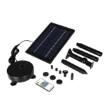 Picture of Solar Fountain Powered Water Power Wireless Garden Pond Pool Bird Outdoor | Free Delivery