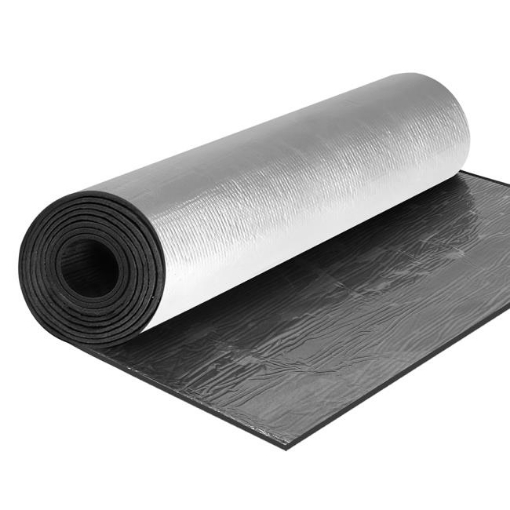 Picture of Sound Deadener Roll 4.5M x1M Heat Shield Insulation Noise Proofing Deadening Mat | Free Delivery