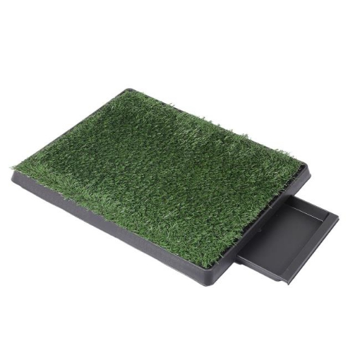 Picture of Grass Potty Dog Pad Training Pet Puppy Indoor Toilet Artificial Trainer Portable   Free Delivery