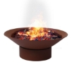 Picture of 2 IN 1 Steel Fire Pit Firepit Pits Bowl Garden Outdoor Patio Fireplace Heater | Free Delivery