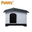 Picture of PaWz Dog Kennel Outdoor Indoor Pet Plastic Garden Large House Weatherproof Outside | Free Delivery