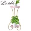 Picture of Levede Plant Stand 2 Tiers Outdoor Indoor Metal Flower Pots Rack Garden Shelf   Free Delivery
