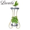 Picture of Levede Plant Stand 2 Tiers Outdoor Indoor Metal Flower Pots Rack Garden Shelf | Free Delivery