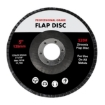 """Picture of Traderight Flap Discs 125mm 5"""" Zirconia Sanding Wheel 120 # Sander Grinding x10   Free Delivery"""