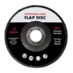 """Picture of Traderight Flap Discs 125mm 5"""" Zirconia Sanding Wheel 40 # Sander Grinding x10   Free Delivery"""