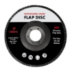 """Picture of Traderight Flap Discs 125mm 5"""" Zirconia Sanding Wheel 60 # Sander Grinding x20 