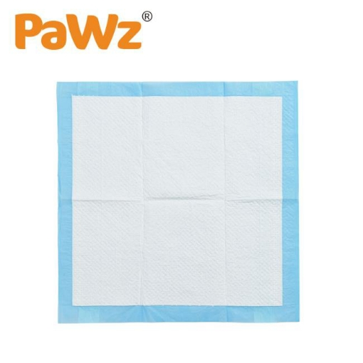 Picture of PaWz New 200pcs 60x60cm Puppy Pet Dog Indoor Cat Toilet Training Pads Absorbent | Free Delivery